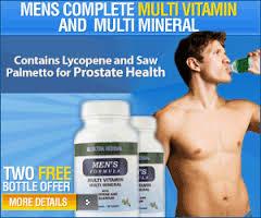 Multi Vitamin for Men Review