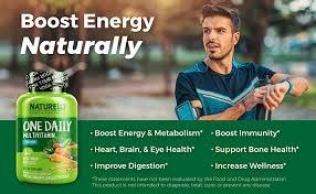 Multivitamins For Men Review